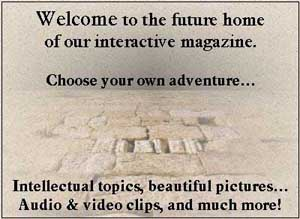 JudaZone welcomes you to our future magazine.